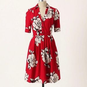 Anthropologie Dagmar Dress size 2! Beautiful! ❤️